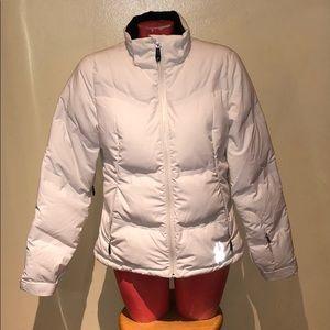 Spyder  down puffer jacket